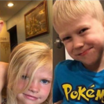 Bridger Walker, a superhero who saved his 6-year-old sister after a dog attack