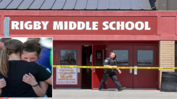 Sixth-grade girl shoots two students and an employee at a school