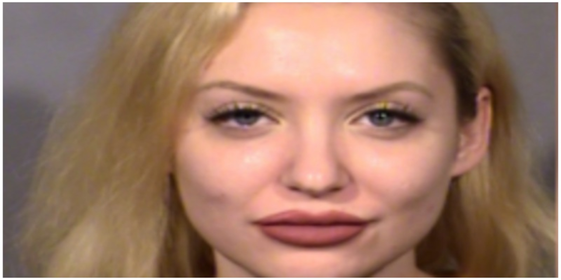 Woman arrested a couple of times this month after drugging two men in La Vegas