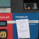Southeast gas stations run out of gasoline as people panic