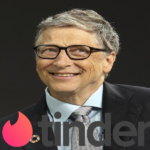 Bill Gates is the world's richest bachelor and Tinder gives a message