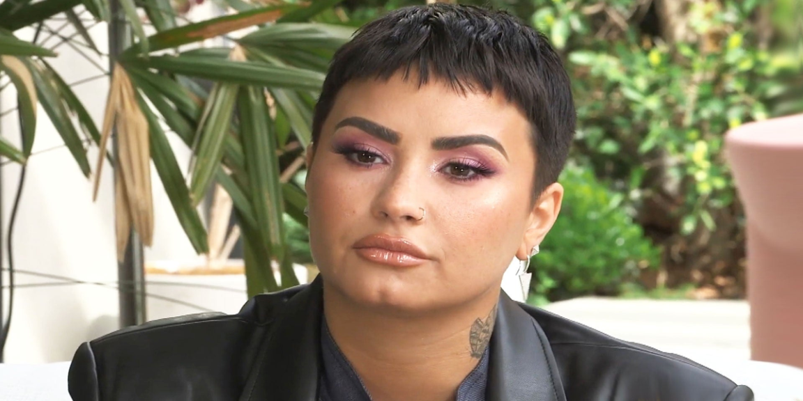 Demi Lovato confesses how she lives her daily struggle with eating disorders
