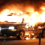 Extremists in Portland attack police, vandalize businesses and set fires