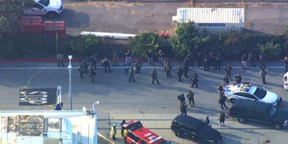 Several dead and wounded in a shooting incident in San Jose California