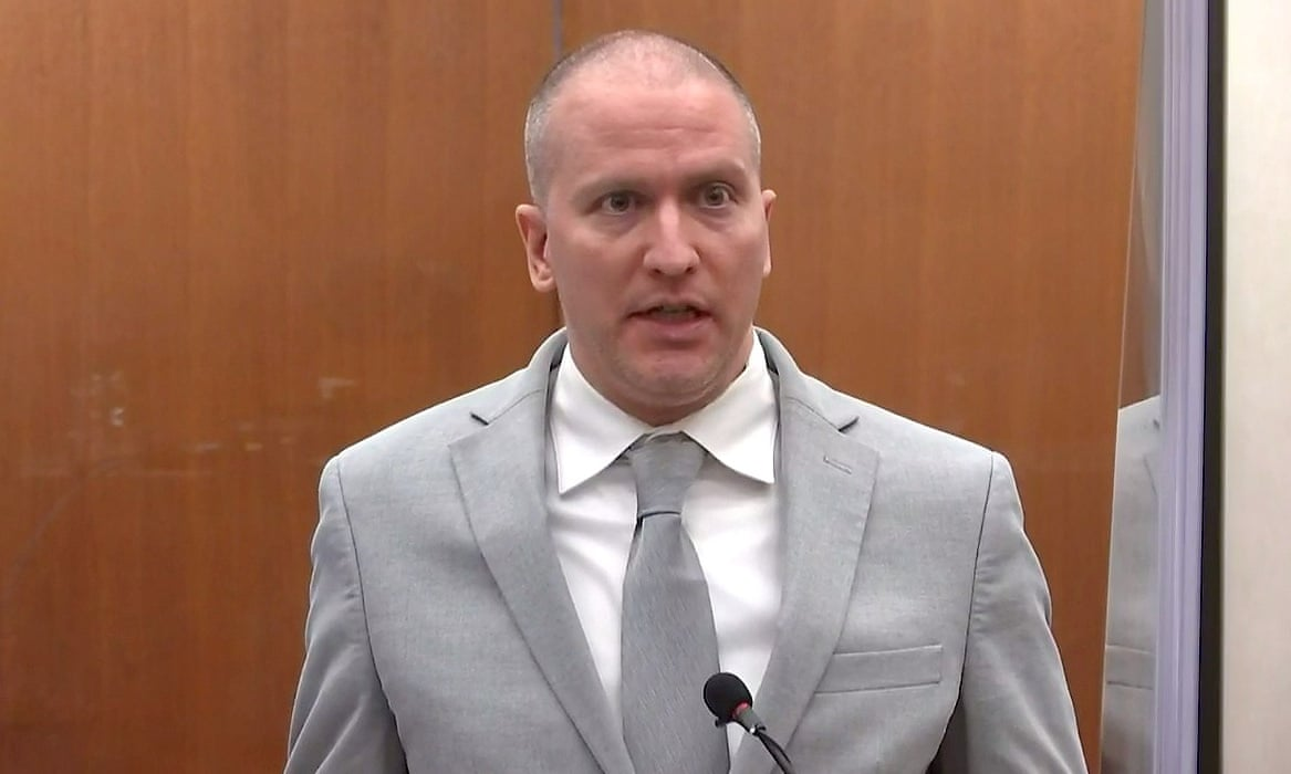 Derek Chauvin sentenced to 22.5 years for the murder of George Floyd