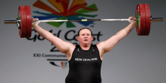 Transgender athlete to compete in the Olympics