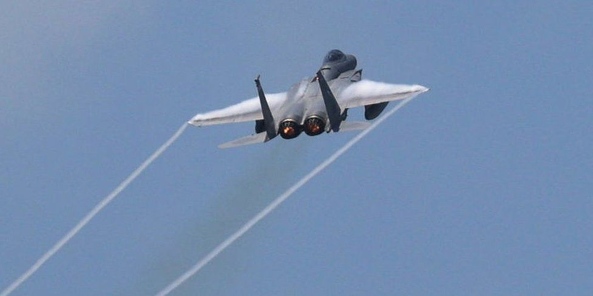 U.S. military launches airstrikes against Iran-backed terrorists