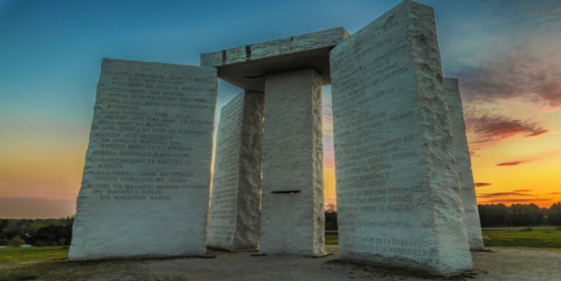 The mystery of the Georgia guidestones: The commandments in the event of an apocalypse