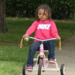 A 6-year-old boy is shot in Michigan while trying to retrieve his bike