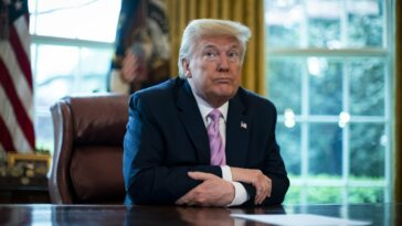 3 in 10 Republicans believe Trump will be reinstated as president