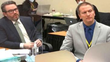 Judge denies Derek Chauvin's motion for new trial before sentencing