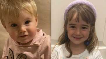A man killed his two young daughters and then threw their bodies into the sea