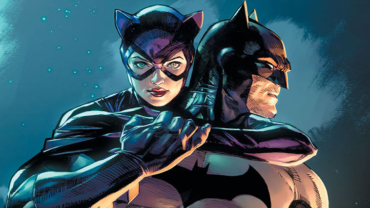 Batman performs oral sex on Catwoman and is removed from the series