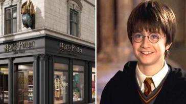 Harry Potter megastore opens in New York City