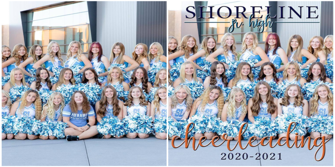 Teen with Down syndrome excluded from cheerleading team's yearbook photo
