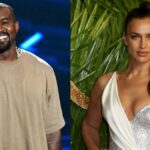 Kanye West is reportedly secretly seeing the supermodel, with whom he was previously paired with Cristiano Ronaldo and Bradley Cooper.