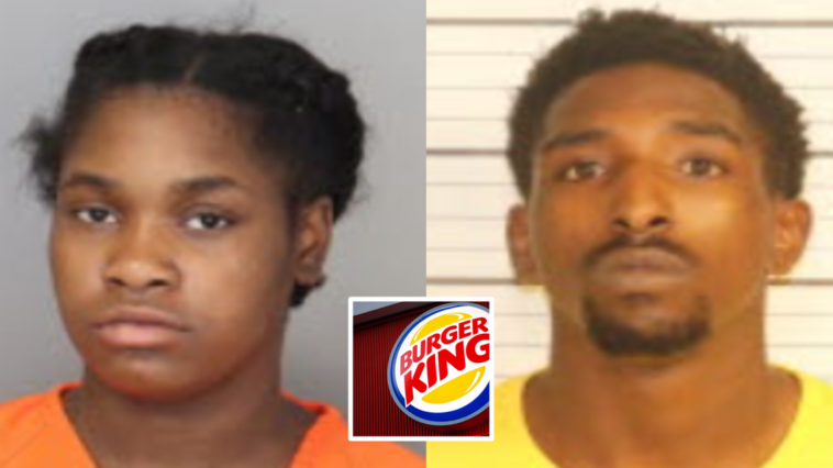 Couple accused of shooting over a spicy chicken sandwich