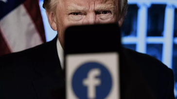 Facebook has taken the decision to suspend Trump for 2 years