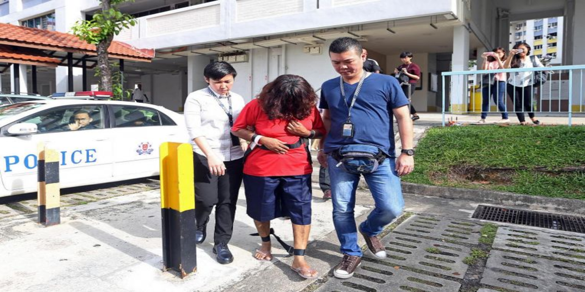 Singapore woman jailed for killing domestic worker