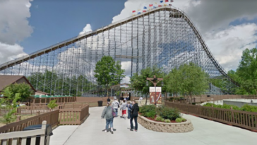 Woman dies after collapsing on theme park roller coaster