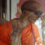In Shingon, Buddhist monks become living mummies