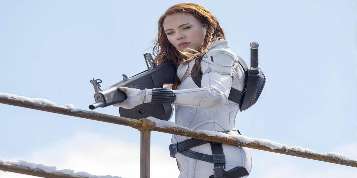 Scarlett Johansson sues Disney over 'Black Widow' streaming release, which 'ignores' contract