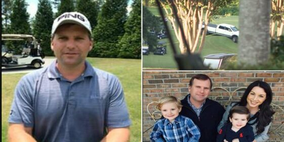 Golf pro is shot and killed at Georgia country club golf course