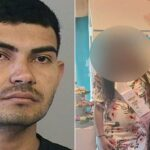 Man arrested after 12-year-old girl arrives at hospital about to give birth