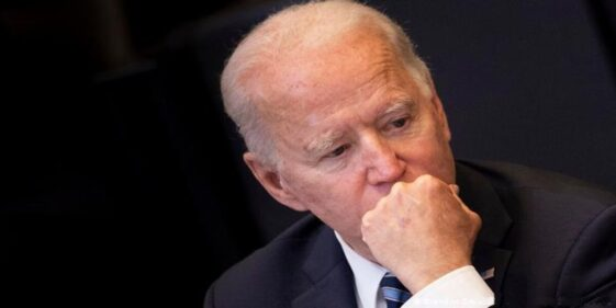 A majority of Americans believe that Biden is not the one running the White House