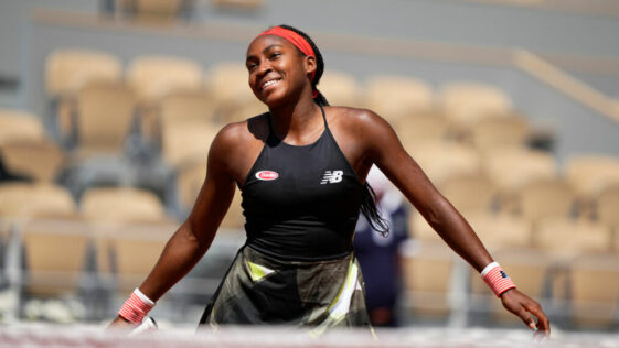 Teen Tennis Star Coco Gauff Tests Positive for Covid