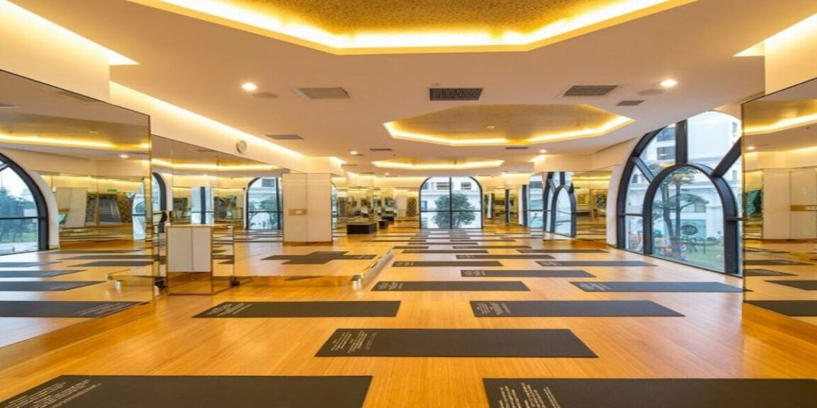 The most luxurious and expensive gym in the world is located in Asia