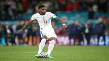 Marcus Rashford writes emotional letter after missing penalty in Euro 2020 final defeat