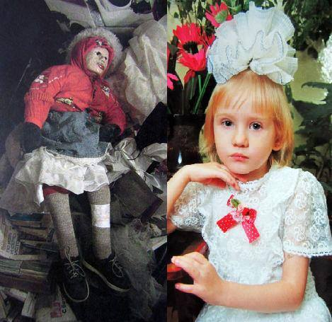 Man lives with 29 mummified bodies that he uses as dolls