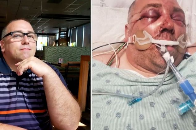 Man 'beaten into coma' after asking neighbors to turn down music volume
