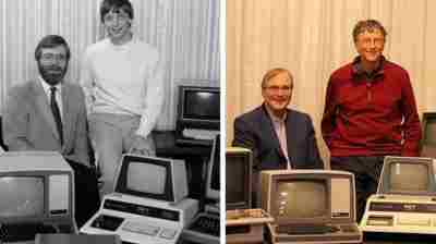 The story of how Bill Gates became a billionaire