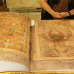 The most mysterious book in human history weighs 75 kg