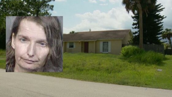 Florida woman kept autistic child in cage