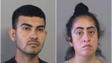 Mother is arrested along with son-in-law after 12-year-old daughter gives birth