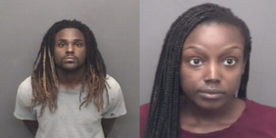 11-month-old found with third-degree burns and broken arm; two arrested