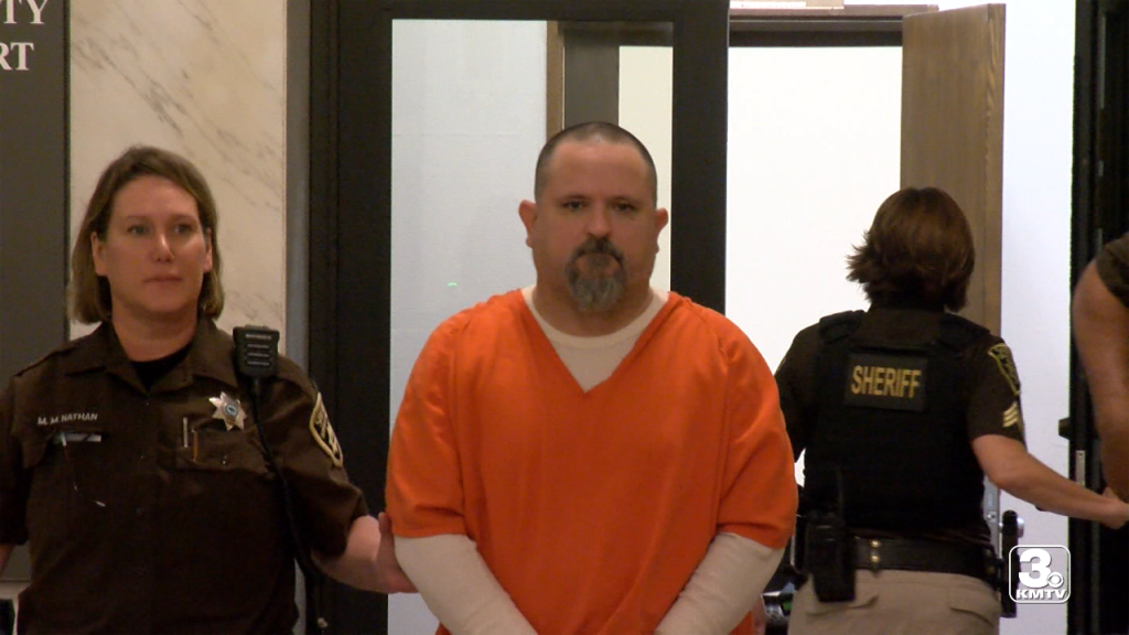 Nebraska man sentenced to 40 to 70 years for killing convicted child molester