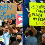 Mass protests erupt in Cuba as citizens demand an end to communist dictatorship