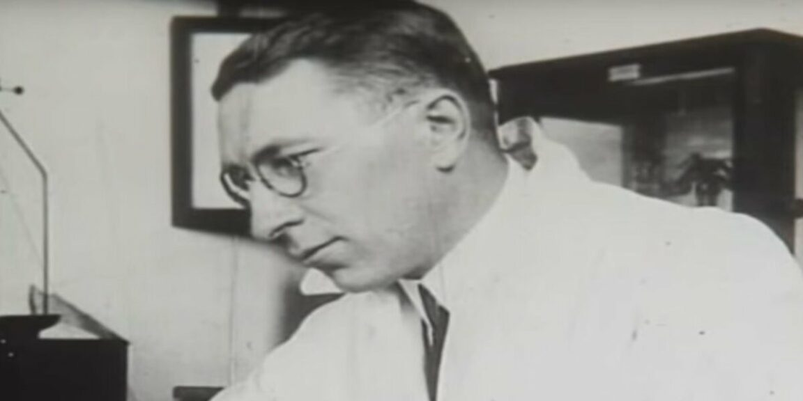Frederick Banting, the doctor who saved thousands of diabetics' lives