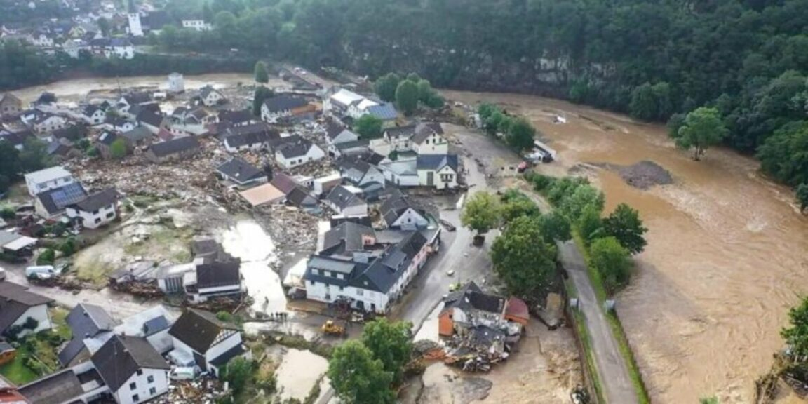 At least 60 dead and dozens missing in severe flooding in western Europe