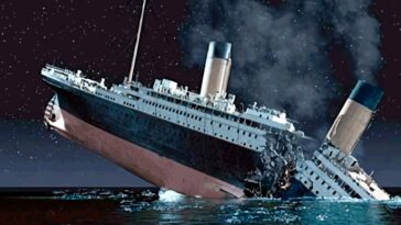 Titanic continues to emit distress signals: more than a century