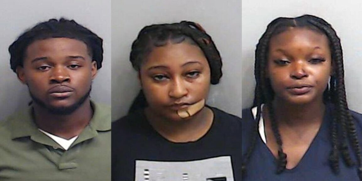 3 arrested in Georgia after allegedly assaulting boy for being gay