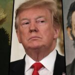 Donald Trump says he would probably beat George Washington and Abraham Lincoln in an election