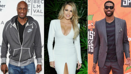 Tristan Thompson clashed with Lamar Odom over Khloe Kardashian