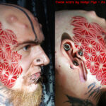 Scarification: underground fashion coming from the USA