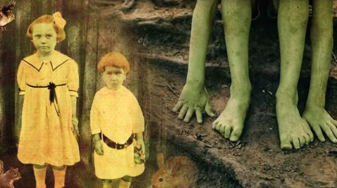 The chilling story of the green children of Woolpit
