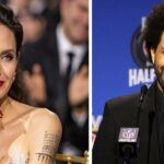 The Weeknd and Angelina Jolie draw attention to dating rumors